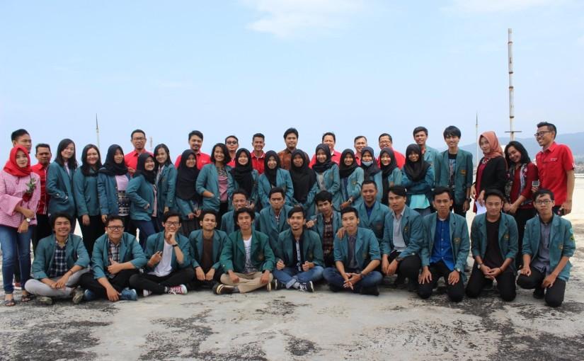 Kunjungan Teknik Informatika Unila ke TTC Telkomsel Lampung