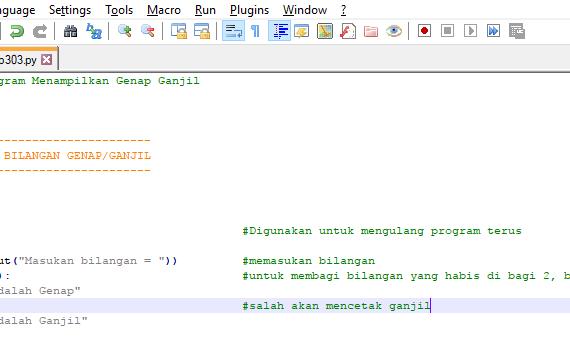 Source Code Tugas Akhir Percobaan 3