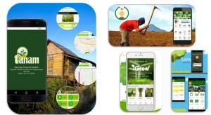 Pemanfaatan TI untuk Aplikasi Petani
