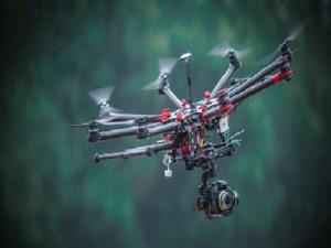 Pemanfaatan Drone untuk Pengoalahan Lahan