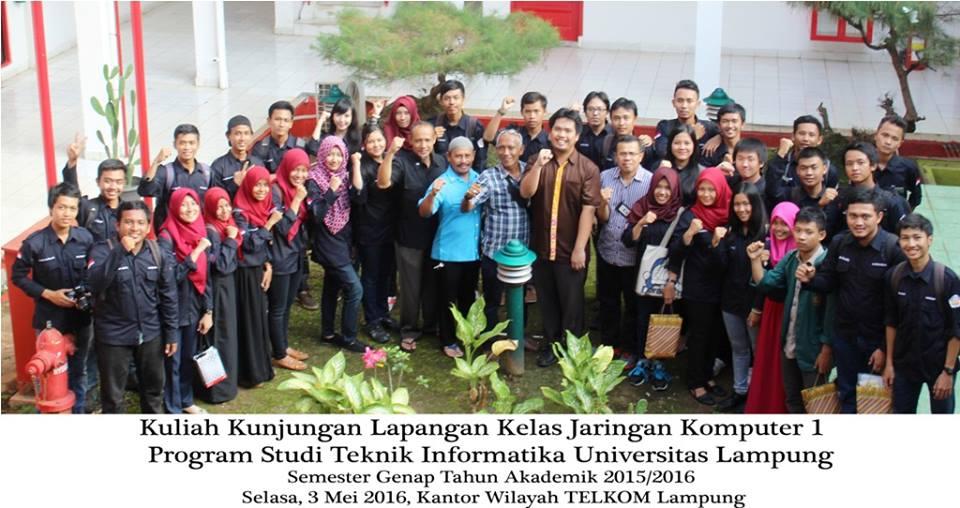 kegiatan terakhir di Kanwitel Lampung, TEKNIK !!  JAYA!! Tunggu cerita selanjutnya :D :D :D